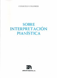 Sobre interpretación pianística